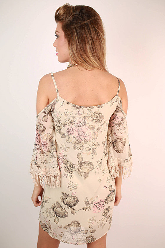 Floral Rendezvous Dress