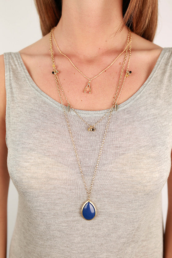 Lovely Little Layers Necklace