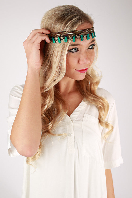 Living For Sparkles Headband