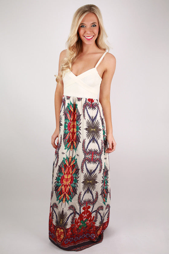 Shoot For The Stars Maxi