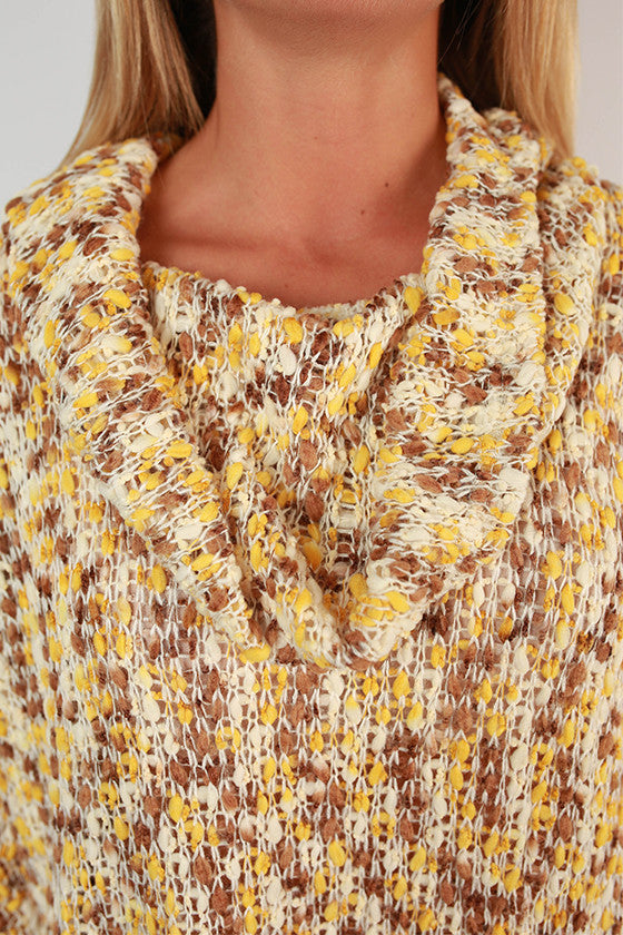 Little Ray Of Sunshine Sweater