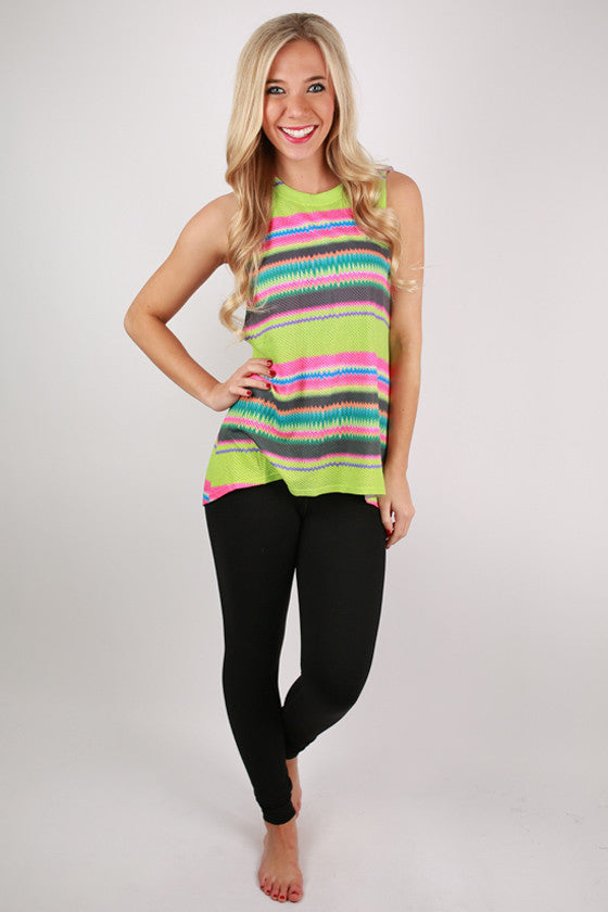 Tribal Loose Top