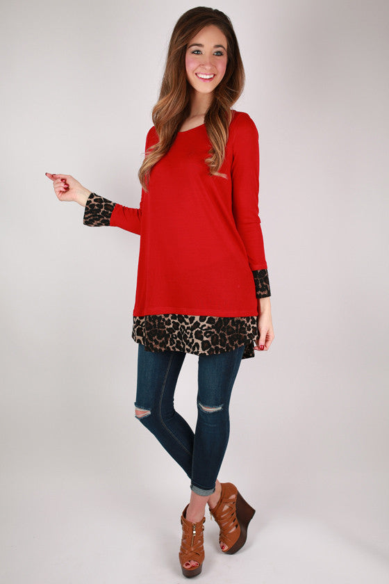 The Posh Life Tunic