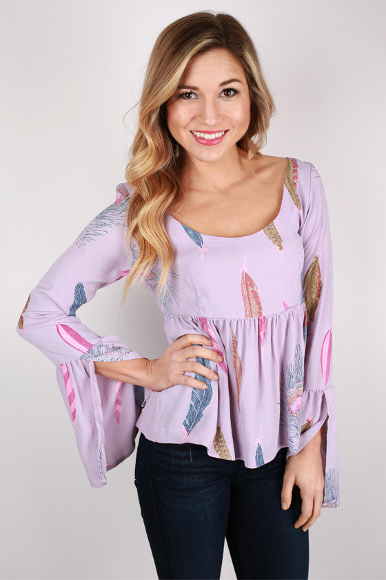Feather Light Top