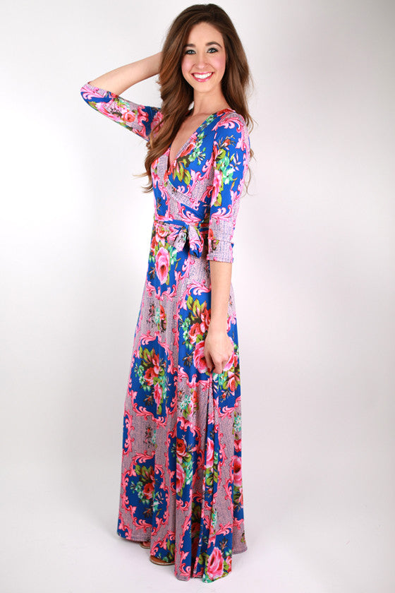 Made To Shine Maxi Dress