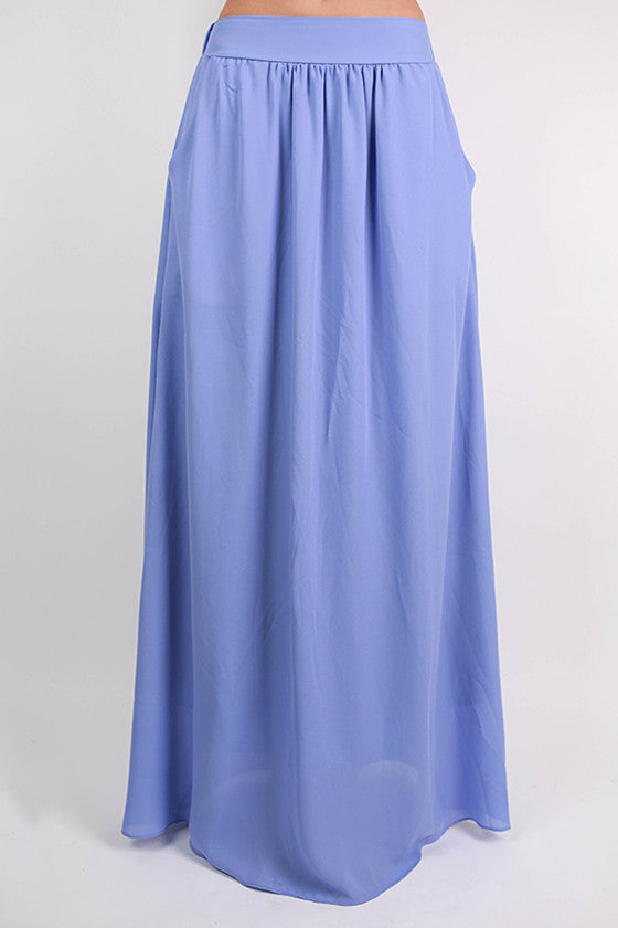 Time For Tea Maxi Skirt