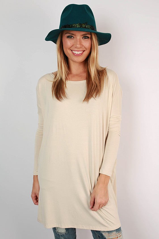 PIKO Tunic in Beige