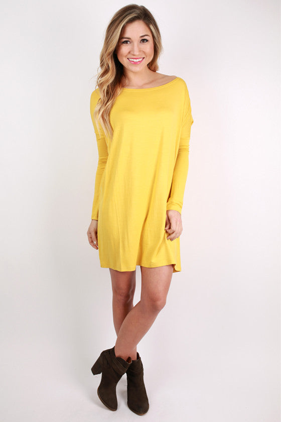 PIKO Tunic in Gold