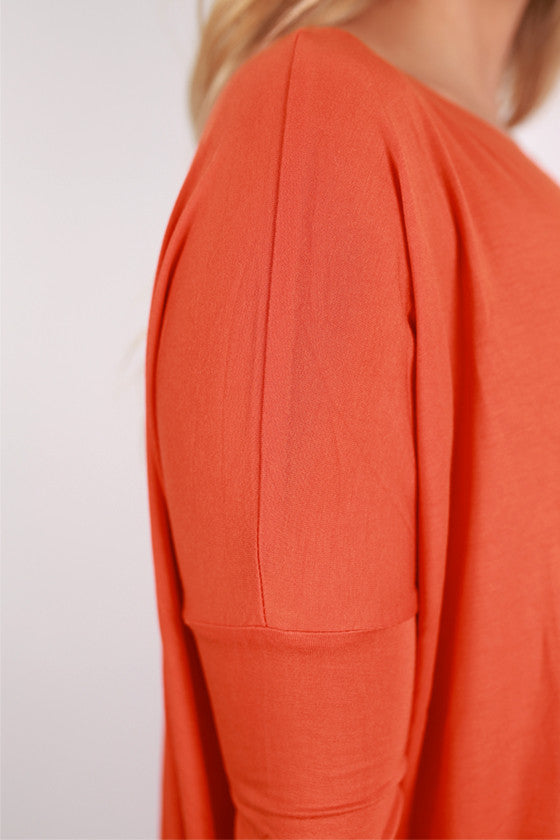 PIKO Tunic in Orange