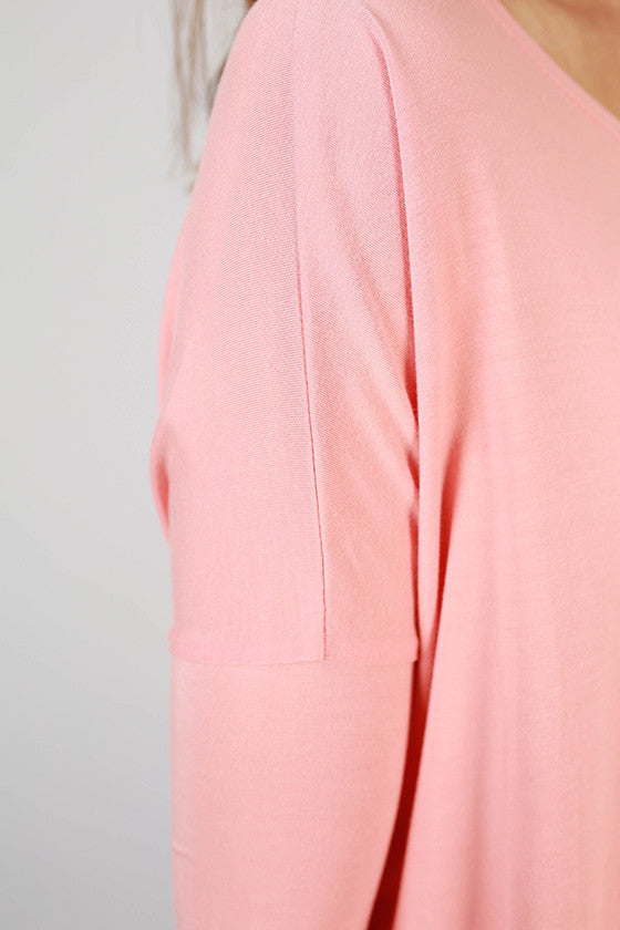 PIKO Tunic in Peach
