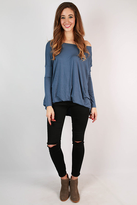 PIKO Tunic in Navy