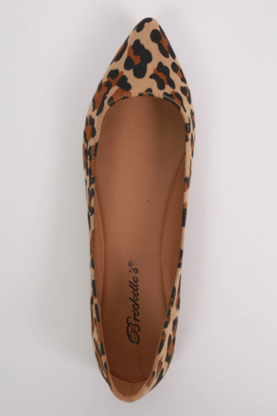 The Monroe Flat in Leopard