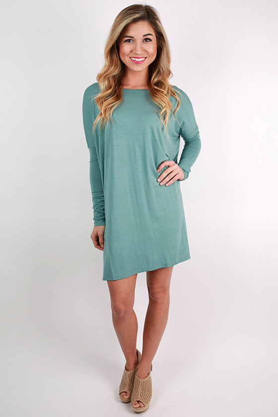 PIKO Tunic in Light Teal