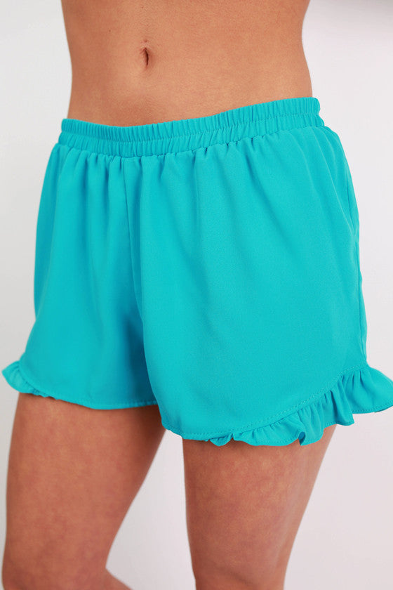 Sand To Sea Shorts in Blue