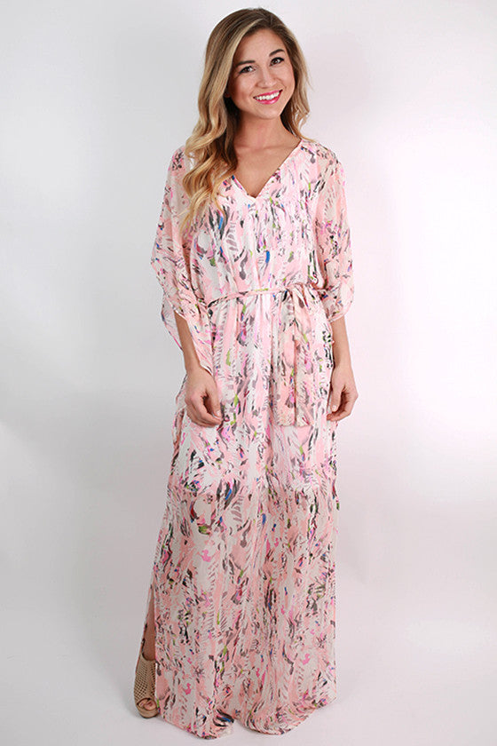 All Around Amazing Maxi Dress