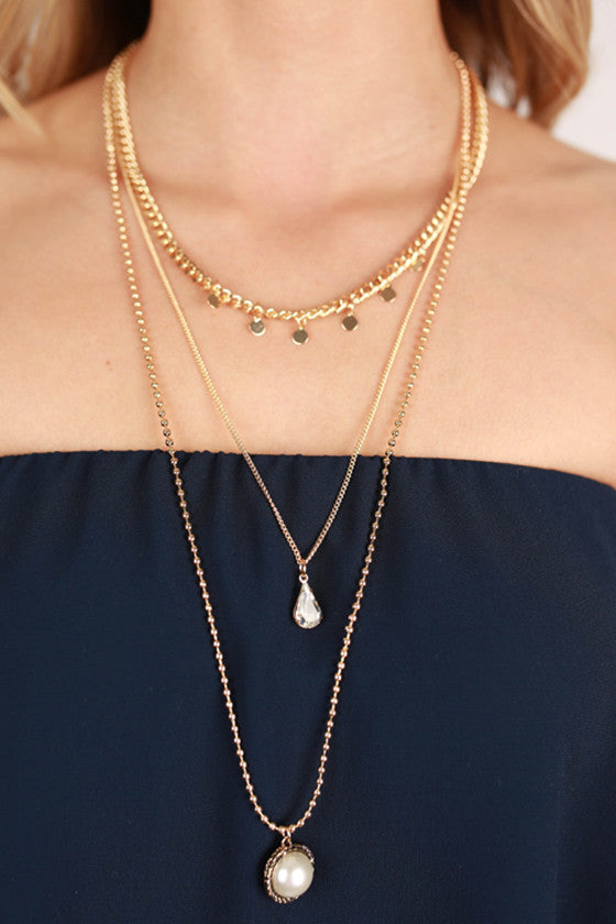 Instantly Perfect Necklace