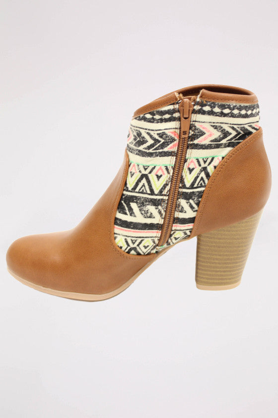 The Best for Fest Bootie in Maple