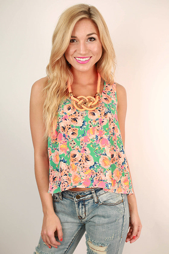 Darling, Stay With Me Flutter Tank