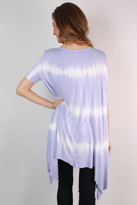 Margarita Monday Top in Lavender