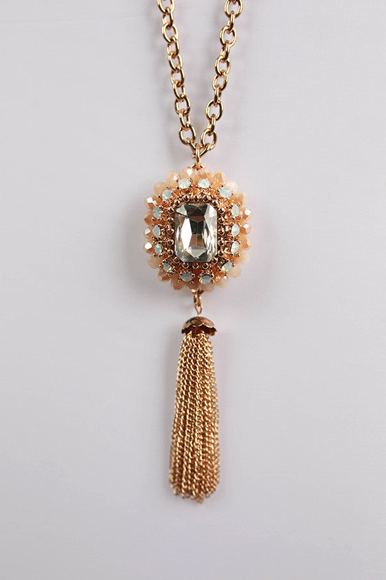 Full of Style Necklace in Ivory