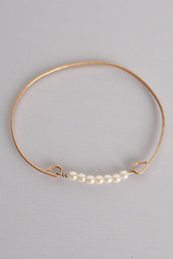 Favorite Arm Candy Bracelet in Gold