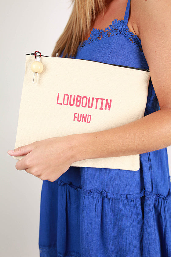 Canvas Bag Louboutin