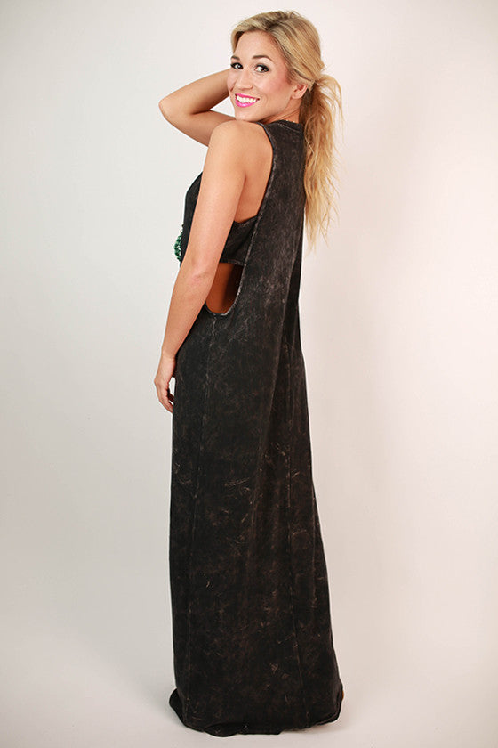 Woodstock Maxi Dress