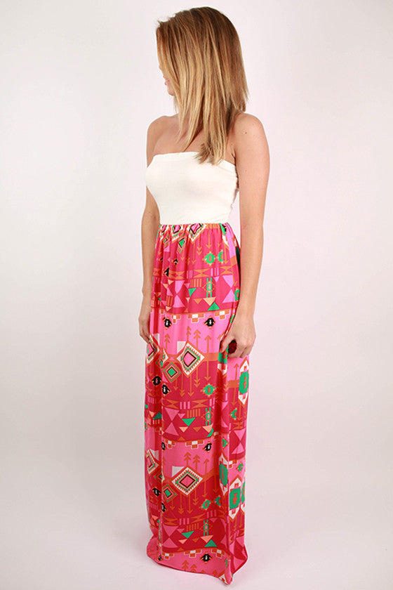 Girl's Getaway Maxi Dress