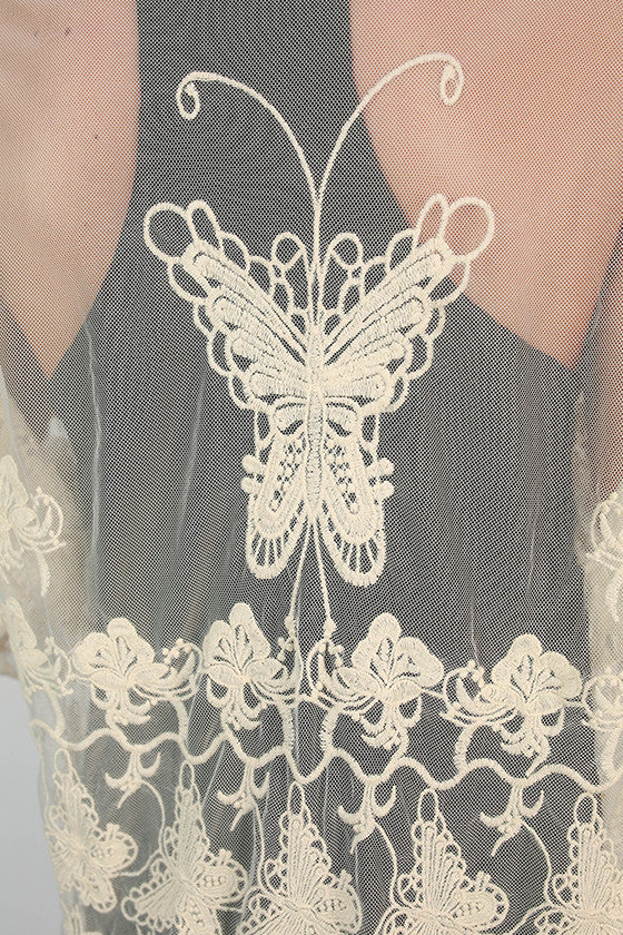 Lace & Lovely Days Overlay in Ivory