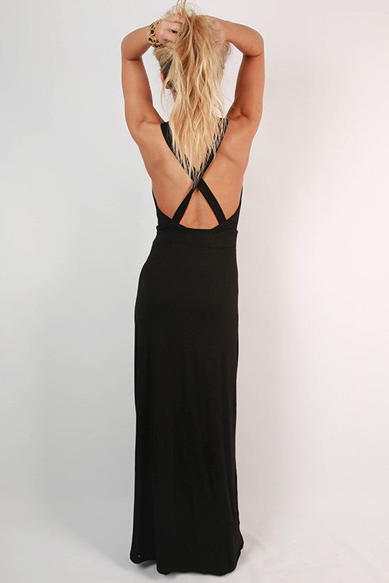 Everyone's Favorite Criss-Cross Maxi