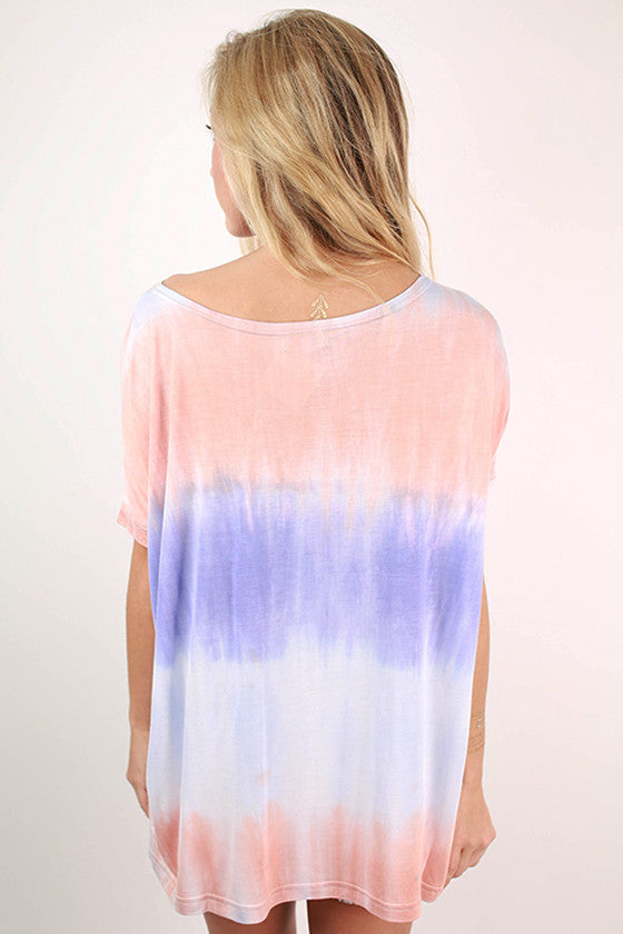 PIKO Summer Dreamsicle Tee