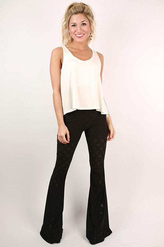 The Benny Bell Pant in Black
