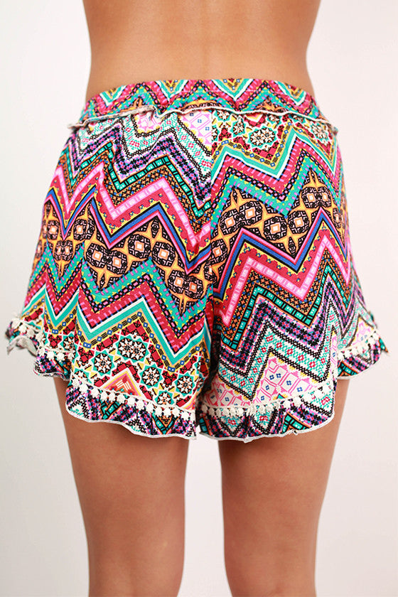 Always in Bloom Shorts