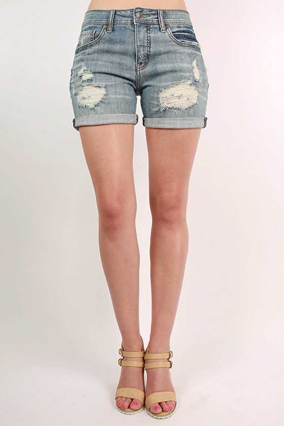 Be My Beau Boyfriend Shorts