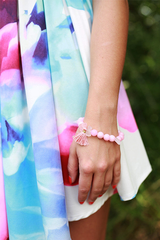 Pink Perfection Bracelet