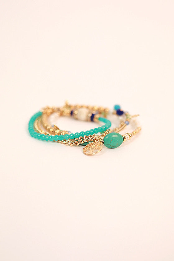 The Finer Things in Life Bracelet