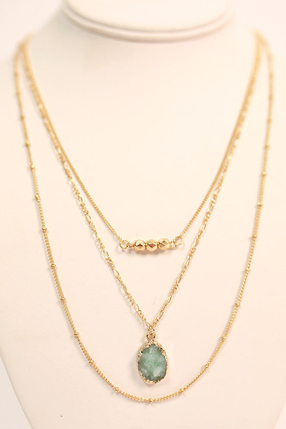 Pretty Layers Necklace