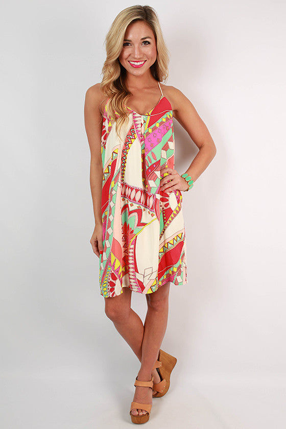 Paradise Point Racerback Dress