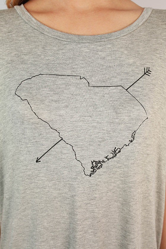 South Carolina Swing Tee
