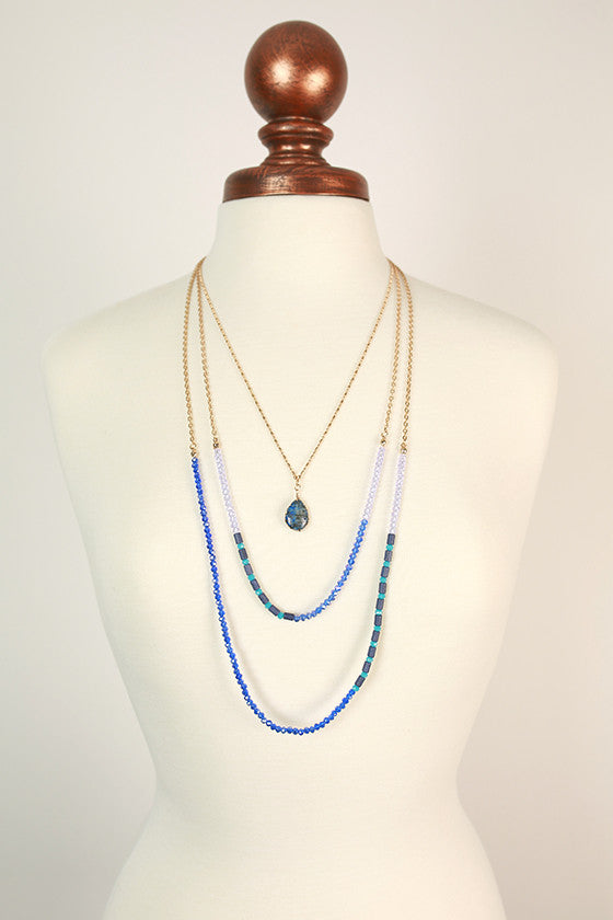 Only The Best Layer Necklace