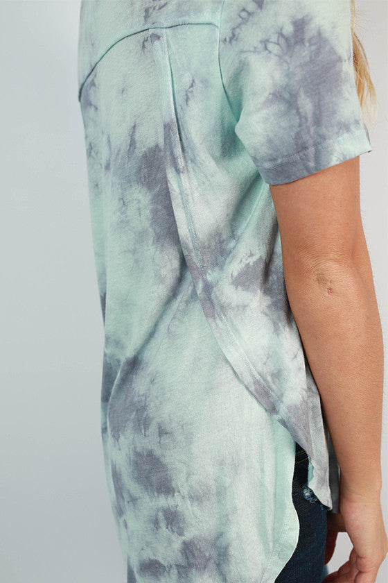 Swing With Me Tie Dye Tee