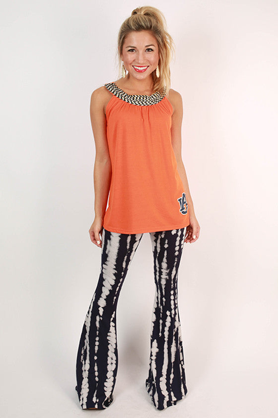 Downtown Dancing Flare Pants