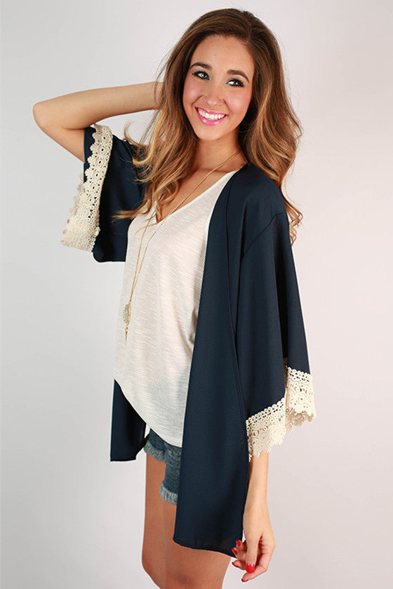 Cheers To Us Overlay in Navy
