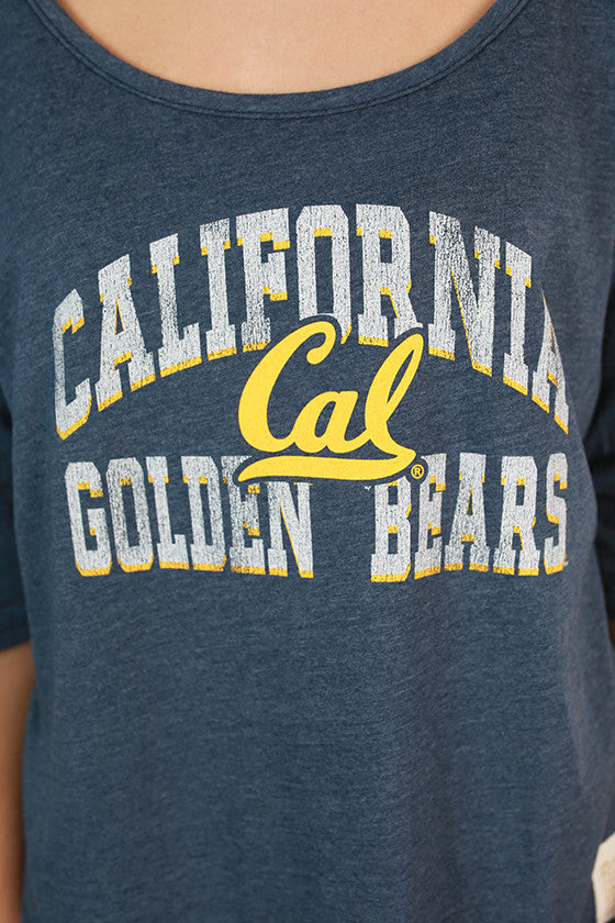 University of California Berkeley Boyfriend Tee