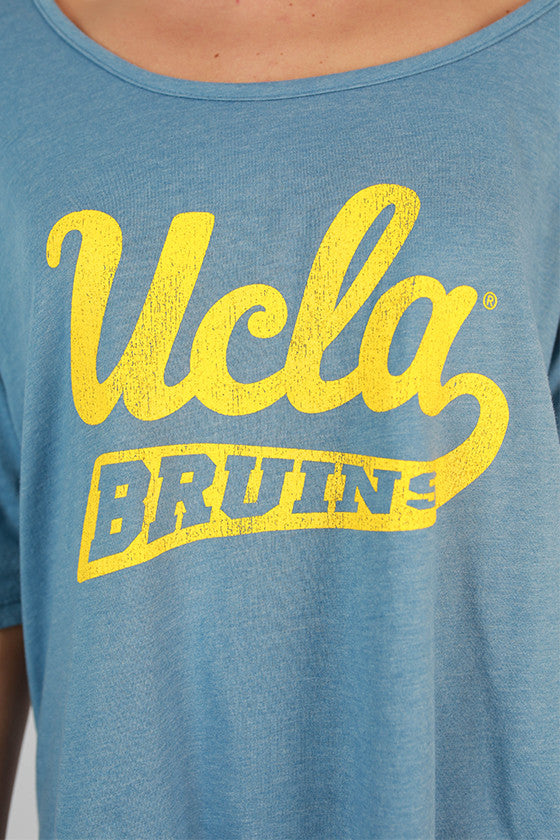 University of California Los Angeles Boyfriend Tee