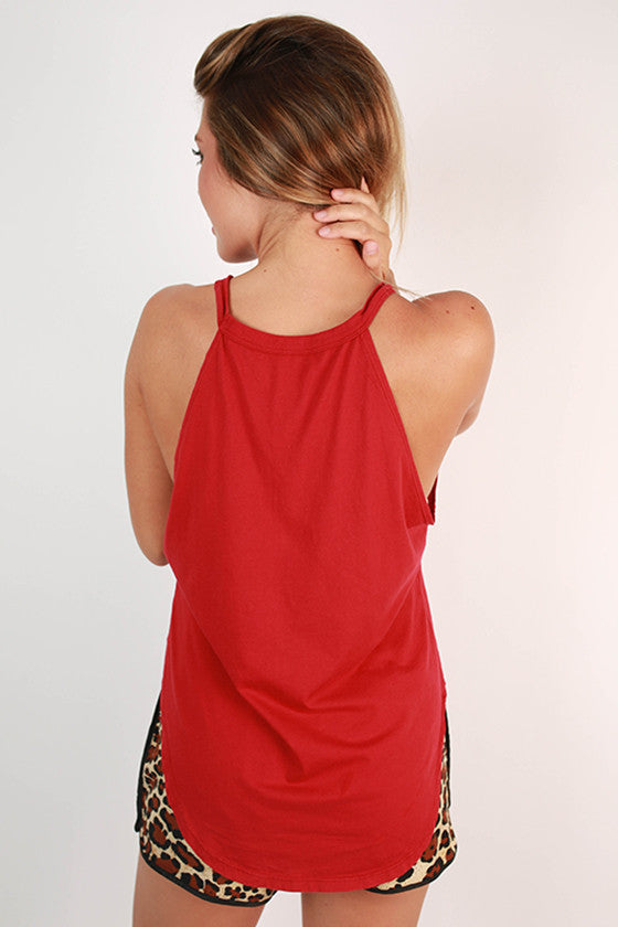 University of Arkansas Tank