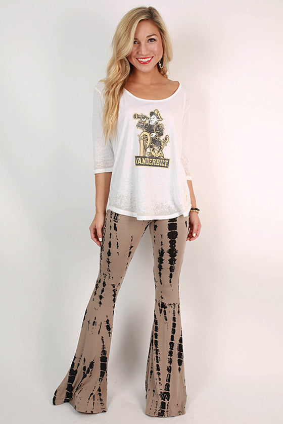 Come Alive Flare Pants