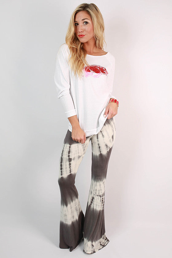 Little Secrets Flare Pants