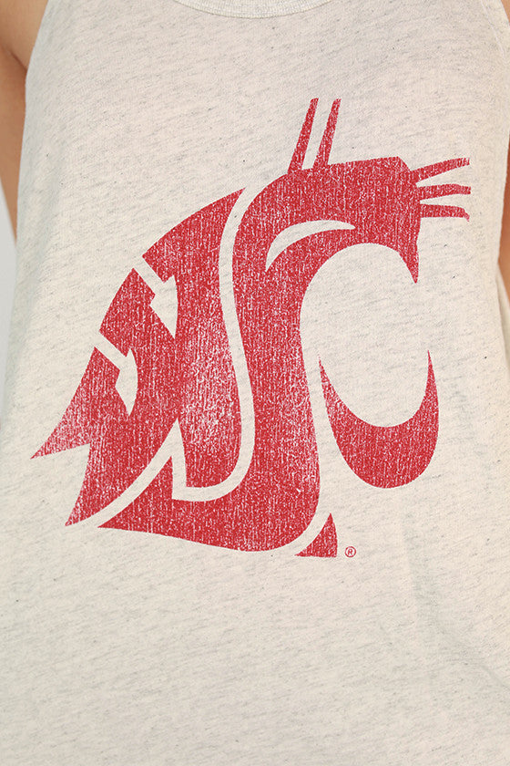 Washington State University Tank