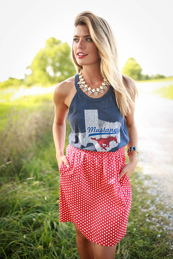 Southern Methodist University Tank